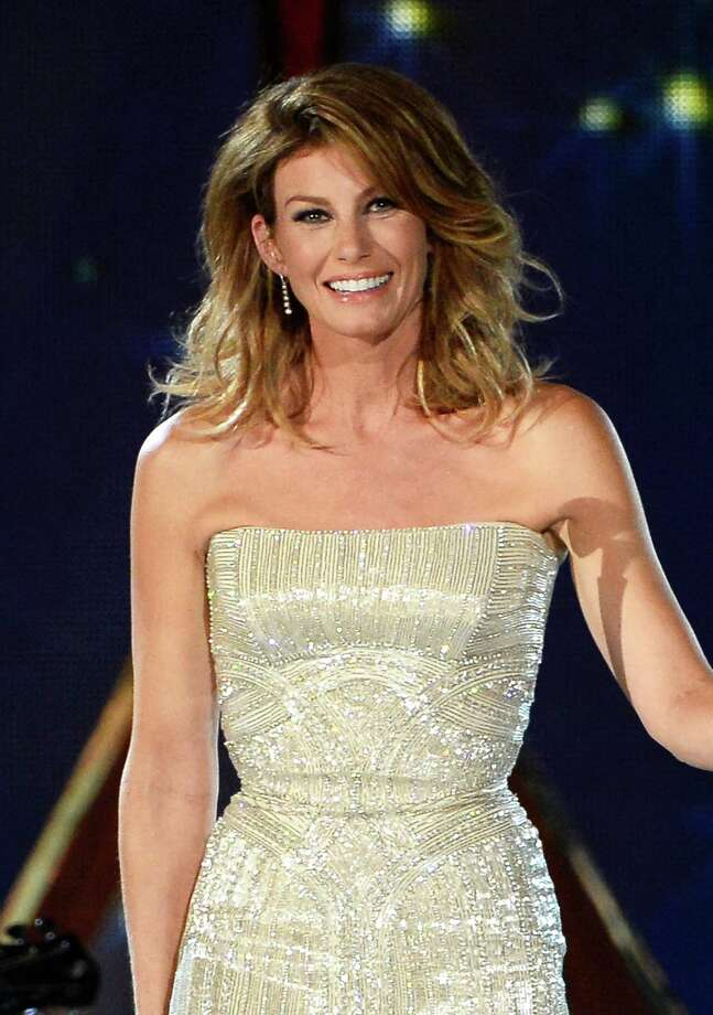 LAS VEGAS, NV - APRIL 06:  Singer/songwriter Faith Hill performs onstage during the 49th Annual Academy Of Country Music Awards at the MGM Grand Garden Arena on April 6, 2014 in Las Vegas, Nevada. Photo: Ethan Miller, Getty Images / 2014 Getty Images
