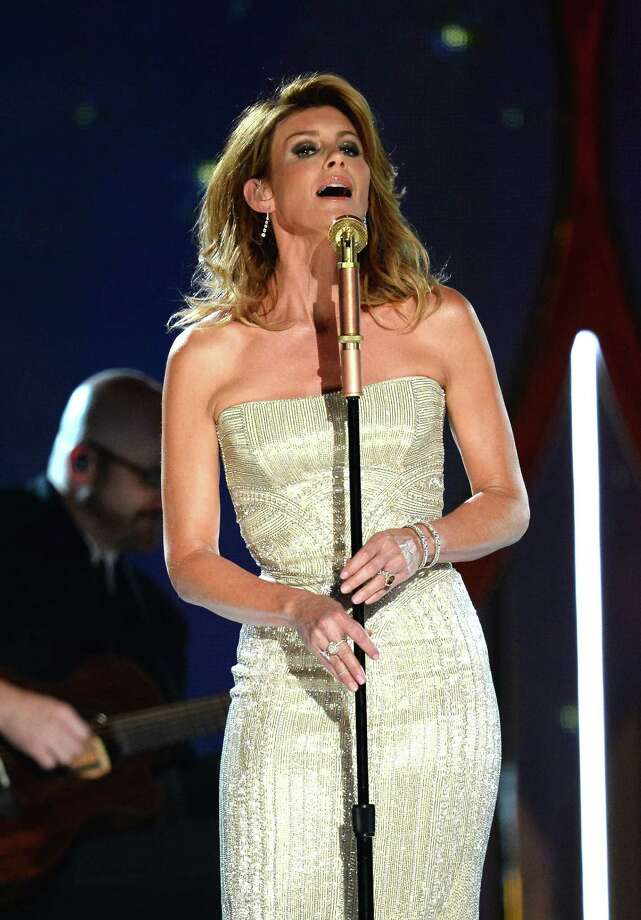 LAS VEGAS, NV - APRIL 06:  Singer Faith Hill performs onstage during the 49th Annual Academy Of Country Music Awards at the MGM Grand Garden Arena on April 6, 2014 in Las Vegas, Nevada. Photo: Ethan Miller, Getty Images / 2014 Getty Images