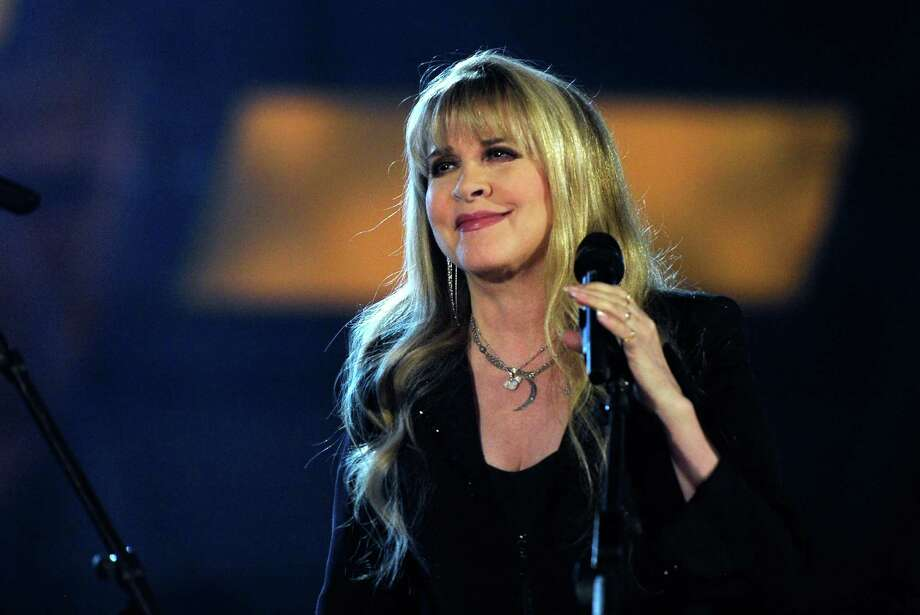 LAS VEGAS, NV - APRIL 06:  Singer/songwriter Stevie Nicks performs onstage during the 49th Annual Academy Of Country Music Awards at the MGM Grand Garden Arena on April 6, 2014 in Las Vegas, Nevada. Photo: Ethan Miller, Getty Images / 2014 Getty Images