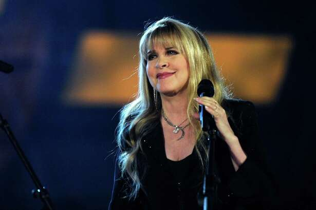 LAS VEGAS, NV - APRIL 06:  Singer/songwriter Stevie Nicks performs onstage during the 49th Annual Academy Of Country Music Awards at the MGM Grand Garden Arena on April 6, 2014 in Las Vegas, Nevada.