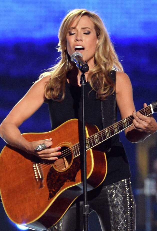 LAS VEGAS, NV - APRIL 06:  Singer/songwriter Sheryl Crow performs onstage during the 49th Annual Academy Of Country Music Awards at the MGM Grand Garden Arena on April 6, 2014 in Las Vegas, Nevada. Photo: Ethan Miller, Getty Images / 2014 Getty Images