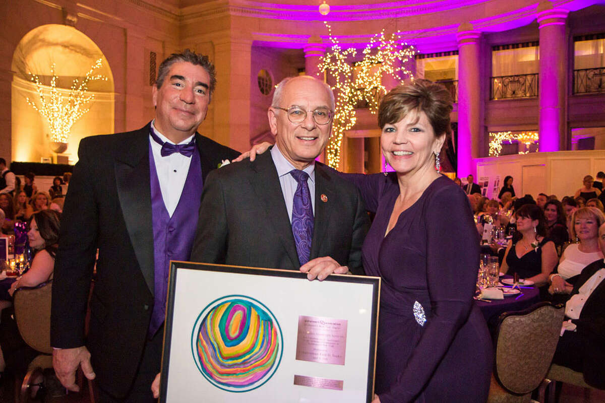 Were You Seen at An Evening to End Alzheimer's Gala to Benefit the Alzheimer's Association Northeastern New York Chapter at the Hall of Springs in Saratoga Springs on Friday, April 4, 2014? For more information visit: http://www.alz.org/northeasternny (Brian Tromans)