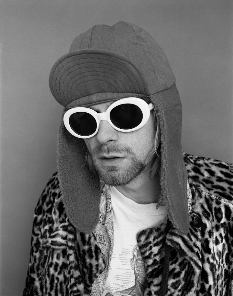 Kurt Cobain Photo Exhibit Opens In New York City