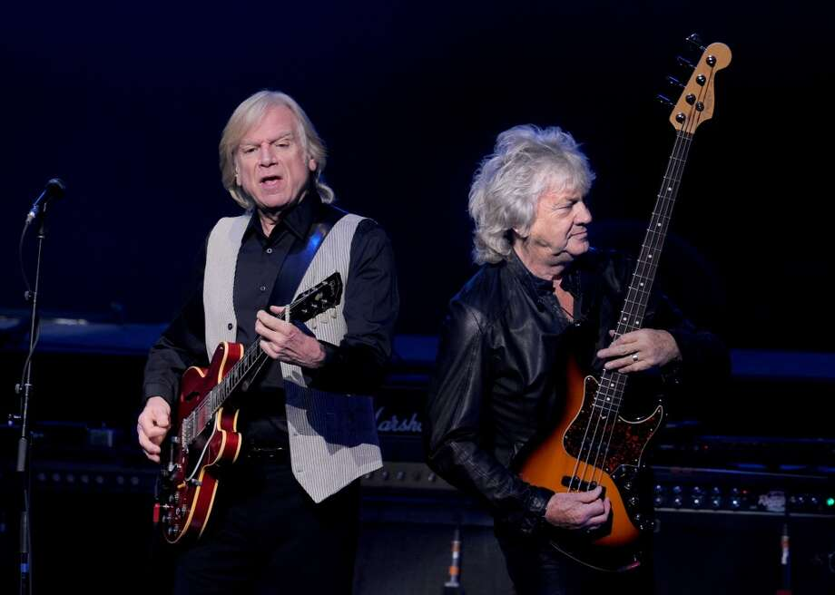 The Moody Blues will perform at the Ives Concert Park in Danbury on Sunday. Find out more.  Photo: Getty Images