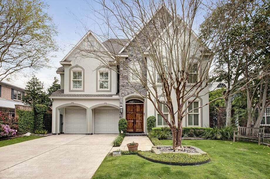 6413 Virginia: This 1989 home has 5 bedrooms, 4 full and 2 half bathrooms, 4,531 square feet, and is listed for $1,599,000. Photo: Houston Association Of Realtors