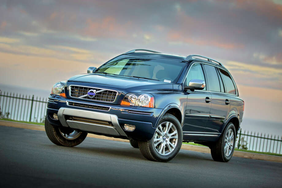 Luxury SUVs:Volvo XC90:MSRP: $39,700Source: Consumer Reports Photo: Volvo / © Bruce Benedict 2012
