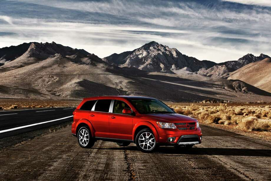 Midsize and large SUVs:Dodge Journey:MSRP: $19,995Source: Consumer Reports Photo: Webb Bland, File
