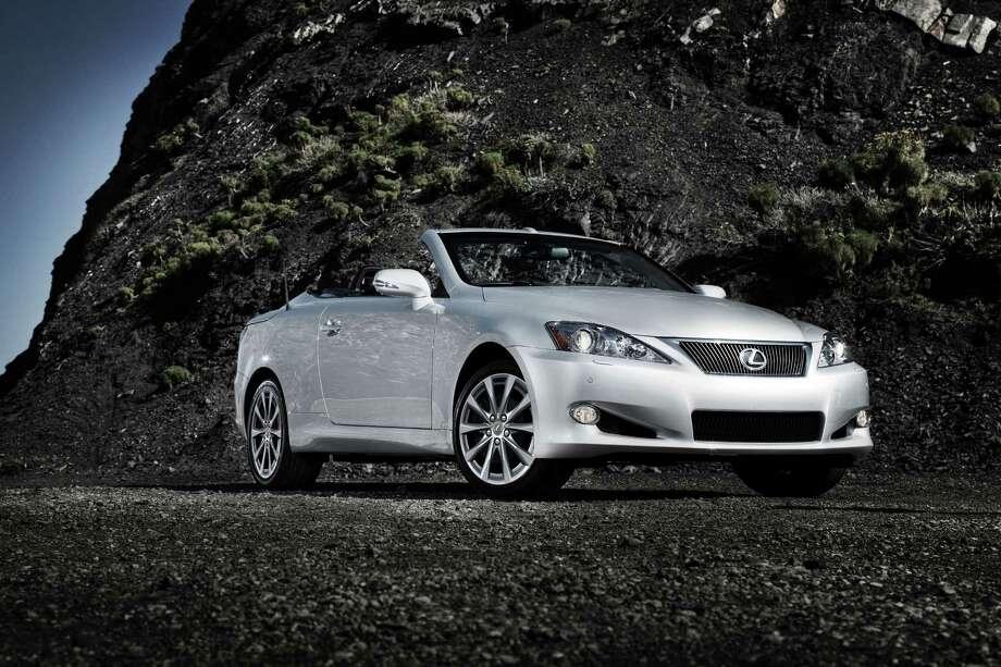 Luxury sedans:Lexus IS:MSRP: $36,100Source: Consumer Reports Photo: .
