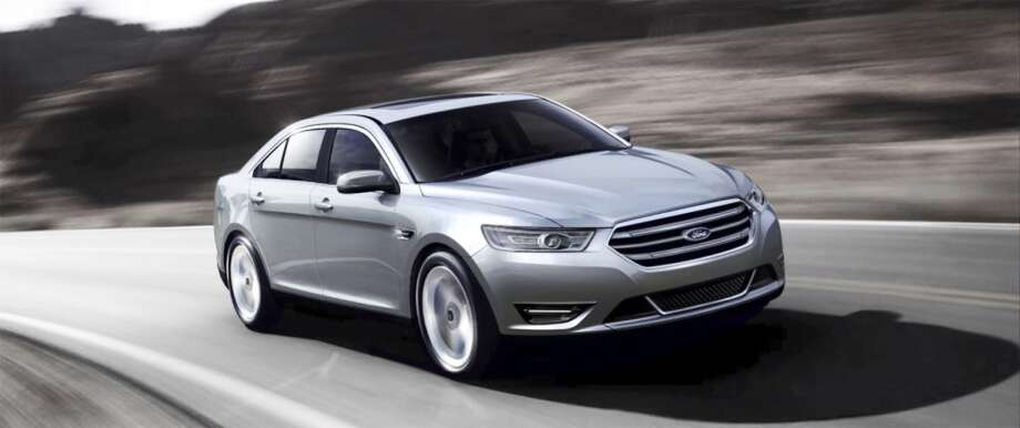 Large sedans:Ford Taurus:MSRP: $26,780Source: Consumer Reports Photo: Ford, Wieck