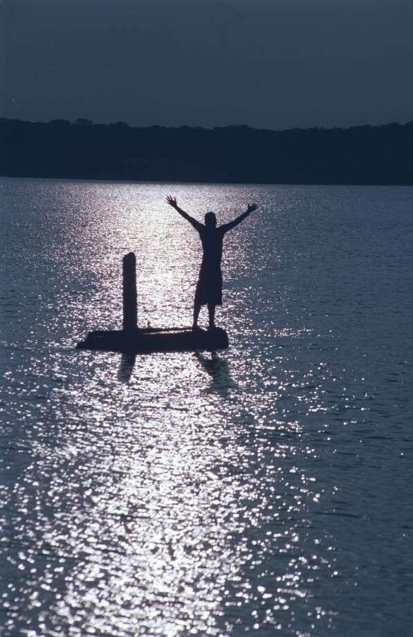 Lake WhitneyPercent full inJuly2015: 100 Photo: E. Joseph Deering, Houston Chronicle / Houston Chronicle