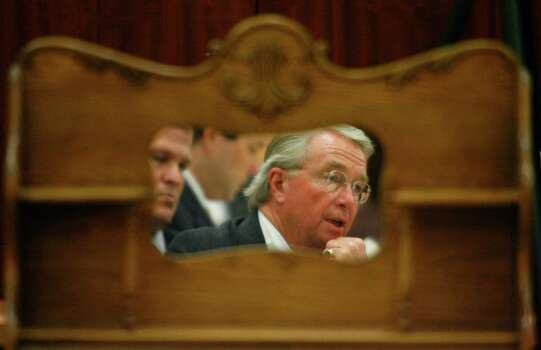 Staged home burglary