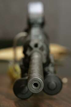 D.C. serial snipers This Bushmaster rifle was used by convicted snipers John Allen Muhammad and Lee Boyd Malvo during a serial rampage in 2002.  • Movie 'Blue Caprice' gives killers' point of view Photo: CHRIS GARDNER, Houston Chronicle / ONLINE_YES