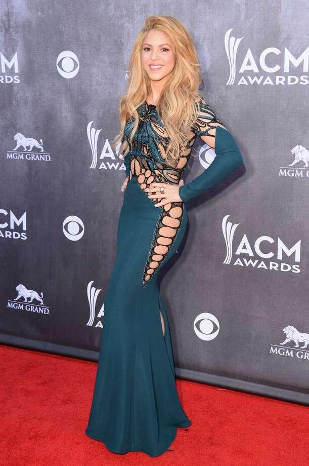 Shakira Photo: Jason Merritt, Getty Images
