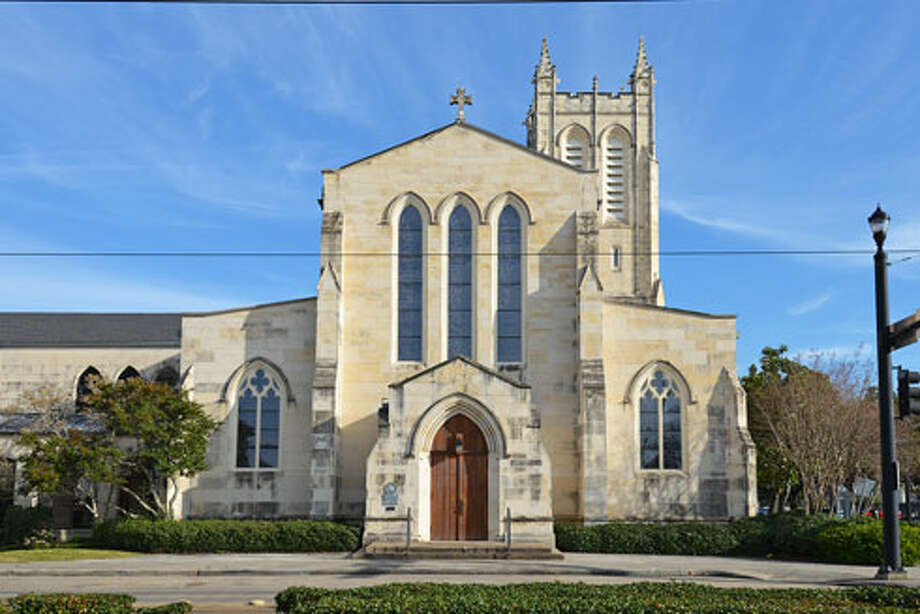 Episcopal/Anglican - 1 percent Photo: Courtesy Of Preservation Houston