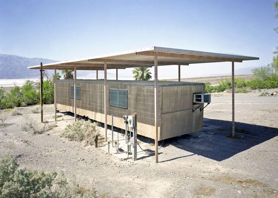 Public library in Death Valley National Park. Photo by Robert Dawson