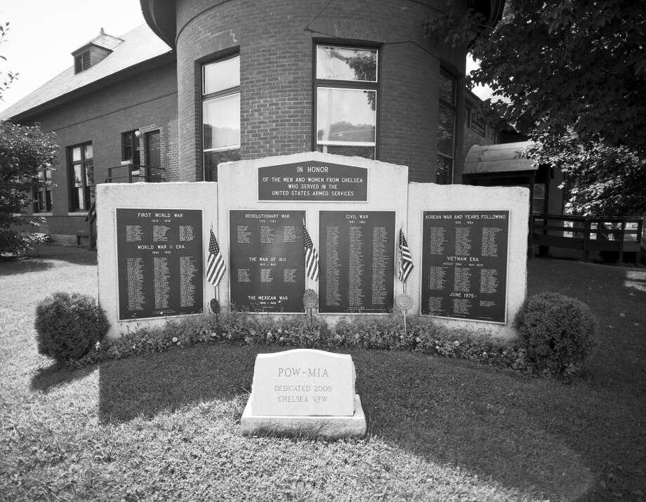 Veterans Memorial Library, Chelsea, VT. Photo by Robert Dawson