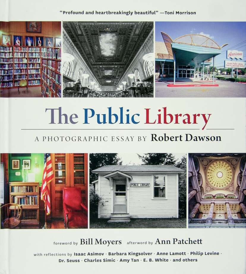 "Cover to ""The Public Library,"" Photo by Robert Dawson Photo: Unknown"