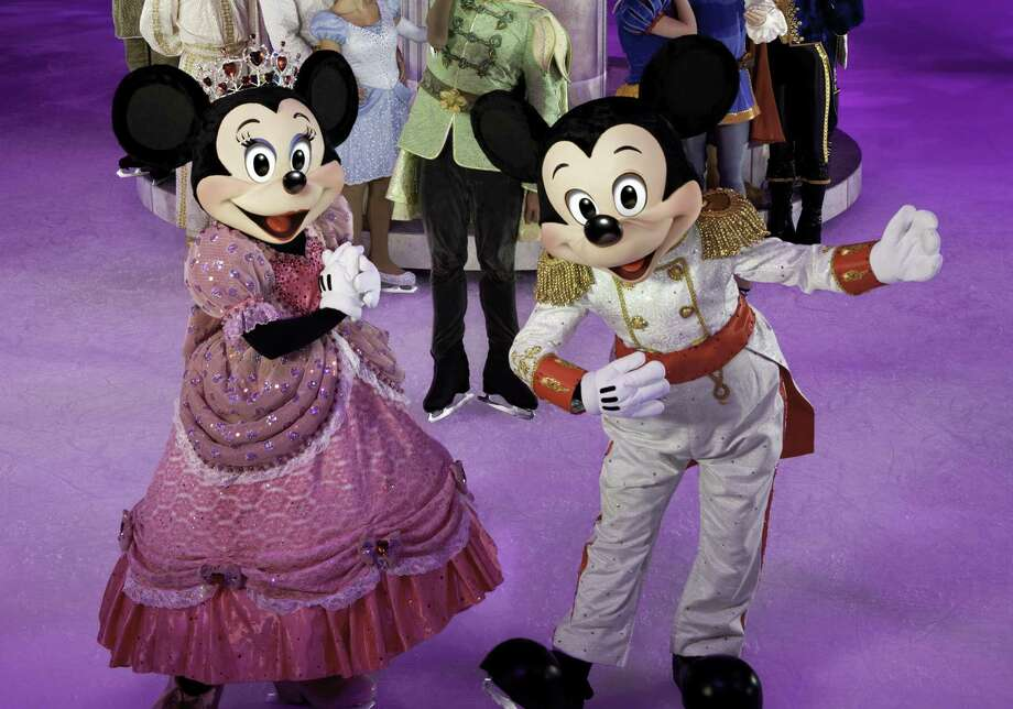 Mickey, Minnie are joining their friends at the Alamodome next summer for Disney on Ice presents Road Trip Adventures. Photo: Courtesy Feld Entertainment