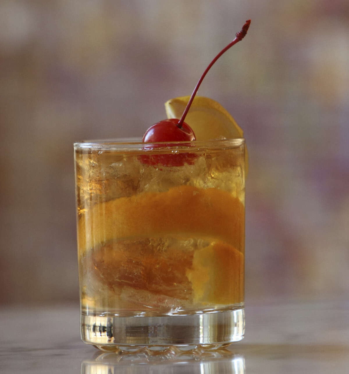 Don Draper's favorite drink, the Old-Fashioned is in again.
