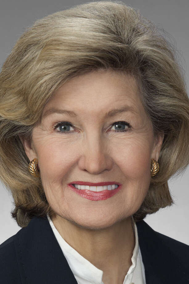 Former Texas Sen. Kay Bailey Hutchison is the author of three women's history books and a member of the Briscoe Center for American History Advisory Council. / Copyright 2013, Gittings