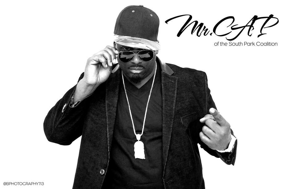 Houston rapper Mr. CAP Photo: BPhotography713