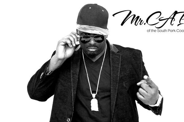 Houston rapper Mr. CAP