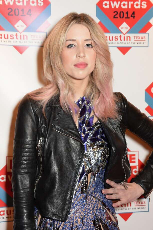 Peaches Geldof attends the annual NME Awards at Brixton Academy on February 26, 2014 in London, England. Photo: David M. Benett, Getty Images