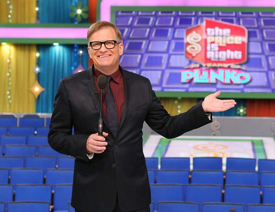 "The concept of ""The Price Is Right"" hasn't changed over the years, but with Drew Carey, there are distinct differences from when Bob Barker was host. Photo: Cliff Lipson, Associated Press"