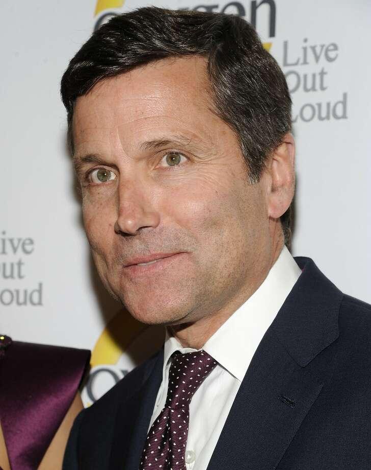 Steve Burke is CEO  of NBC Universal. Photo: Evan Agostini, Associated Press
