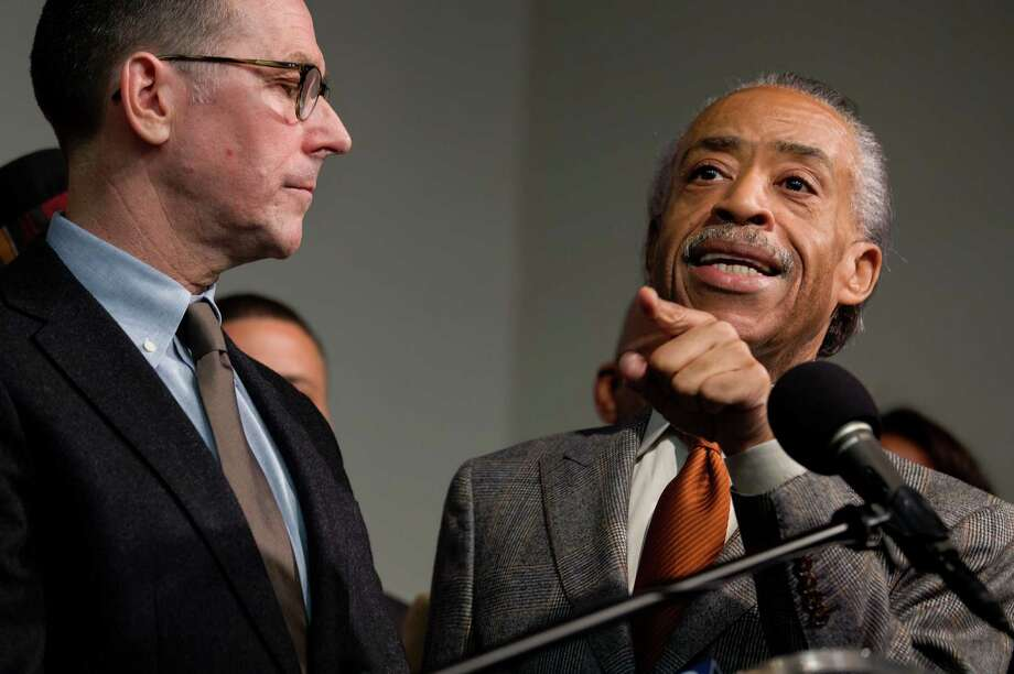 The Rev. Al Sharpton reportedly was an informant for the FBI. Photo: Craig Ruttle, FRE / FR61802 AP