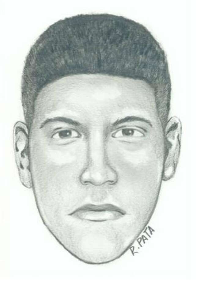 Novato police have released this sketch of a man wanted in connection with a suspected killing. The body of Jimmy Lucero Tejada, 29, was found near the Loma Verde Preserve on Saturday, April 5, 2014. Photo: Courtesy, Novato Police Department
