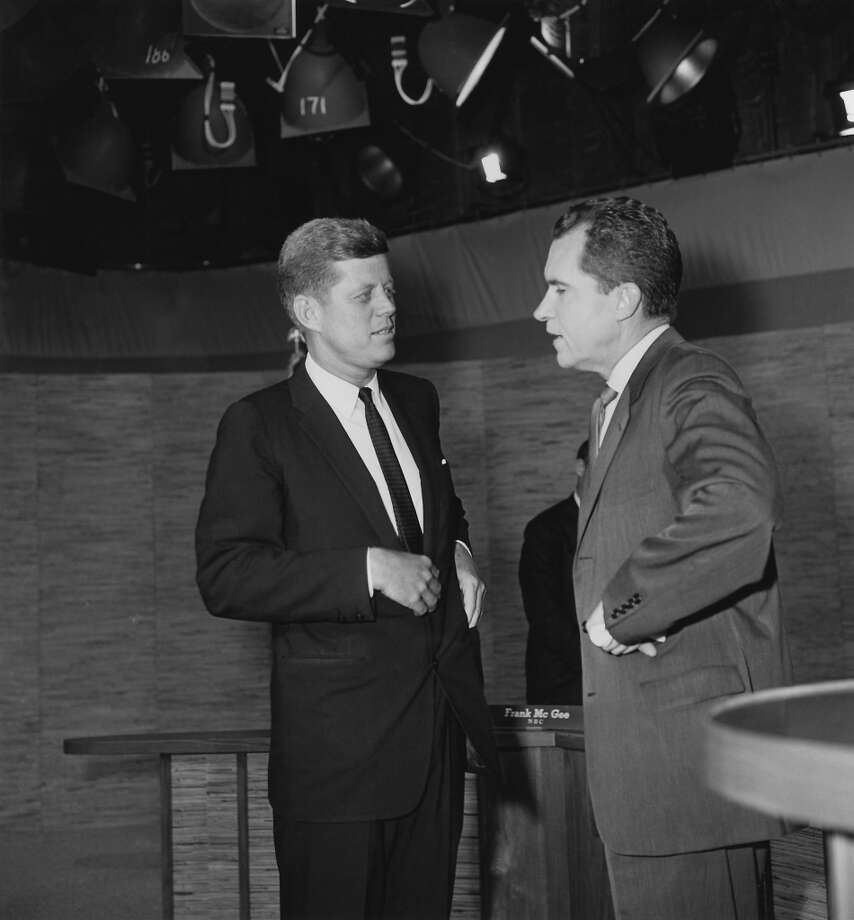 In the news: The Kennedy-Nixon presidential campaign. (Getty Images) Photo: NBC NewsWire, NBCU Photo Bank Via Getty Images