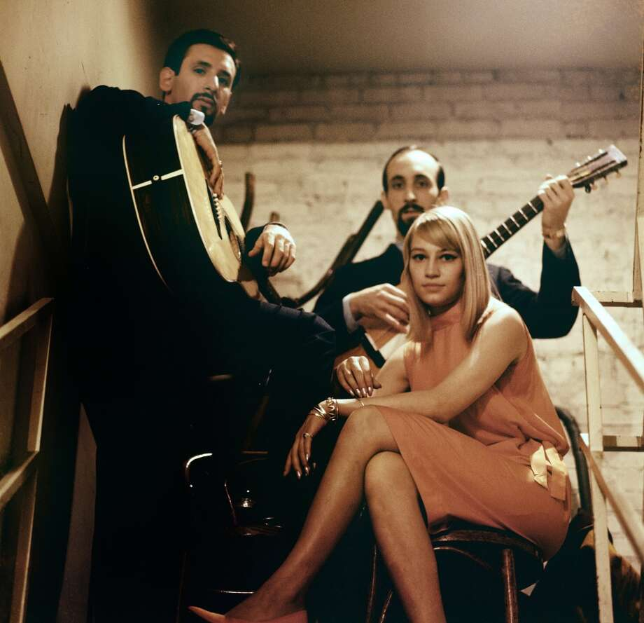 "Musical moment: Peter, Paul and Mary's ""Early in the Morning."" (Getty Images) Photo: Michael Ochs Archives, Getty Images"