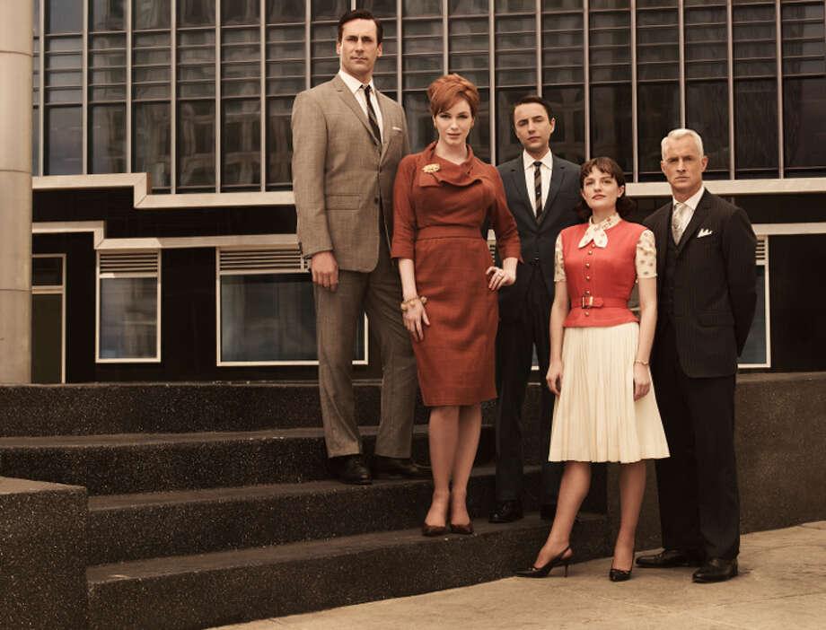 Season three: 1963 (AMC) Photo: Frank Ockenfels / AMC