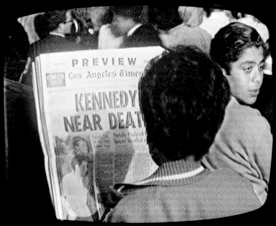 In the news: The assassinations of Martin Luther King Jr.  and Robert Kennedy (Getty Images) Photo: CBS Photo Archive, Getty Images