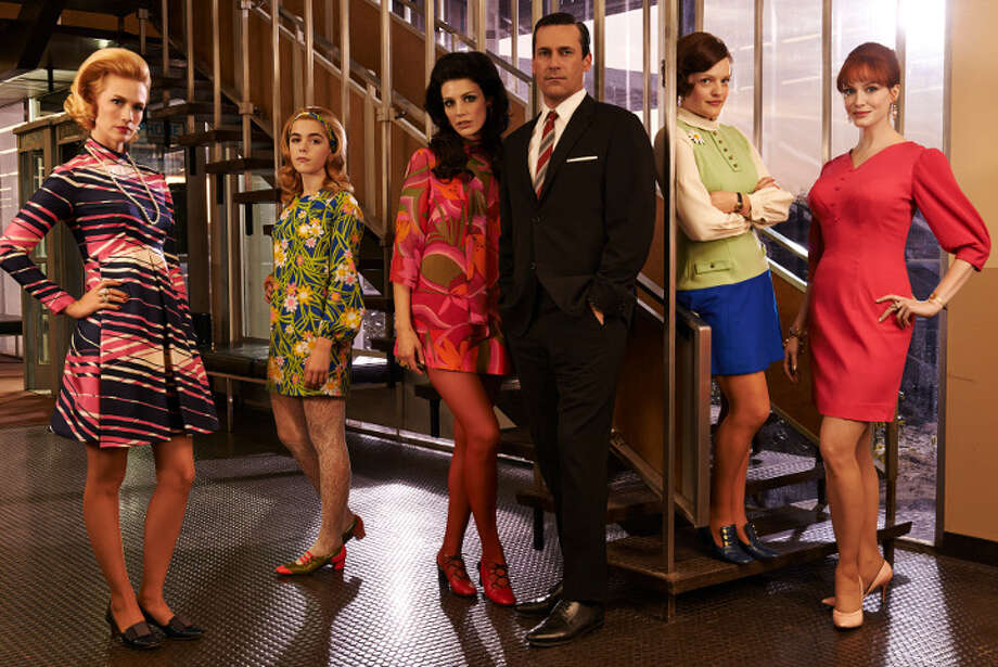 Season seven: The end of the '60s (AMC) Photo: Frank Ockenfels 3/AMC