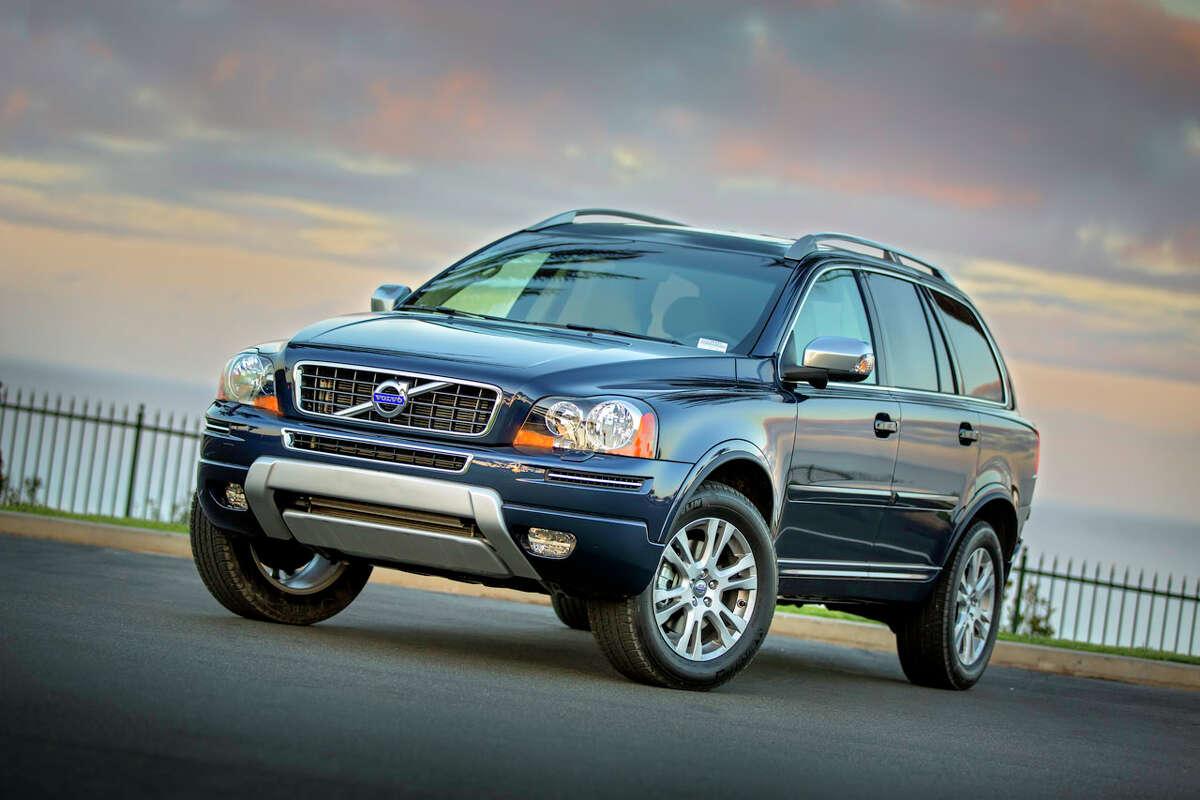 Luxury SUVs: Volvo XC90: MSRP: $39,700 Source: Consumer Reports