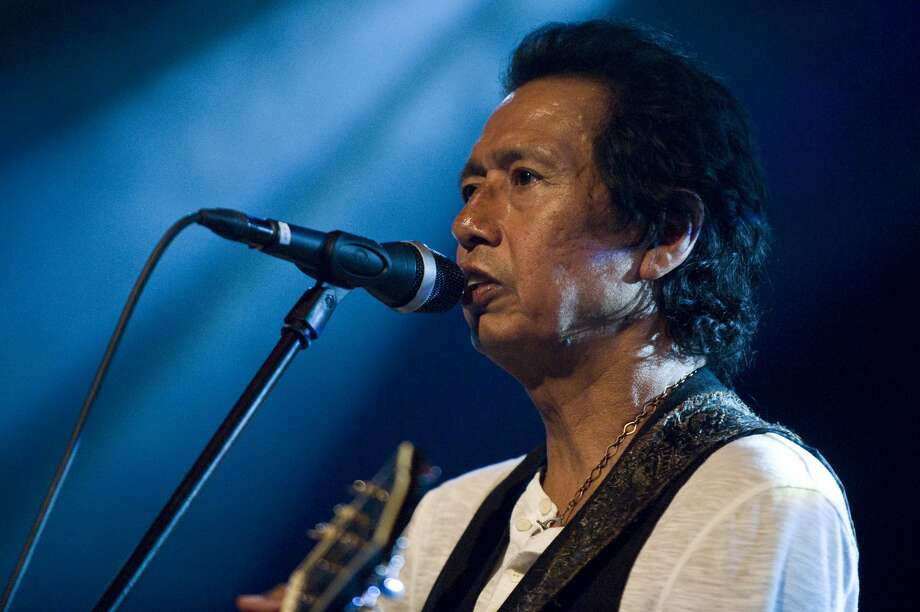 Texan troubadour Alejandro Escovedo performs at Fairfield Theatre Company on StageOne, 70 Sanford St., Fairfield. Friday, Saturday, April 11, 12,