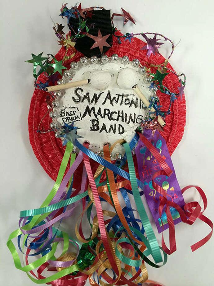 San Antonio Marching Band by Elizabeth Silva Photo: Rene A. Guzman