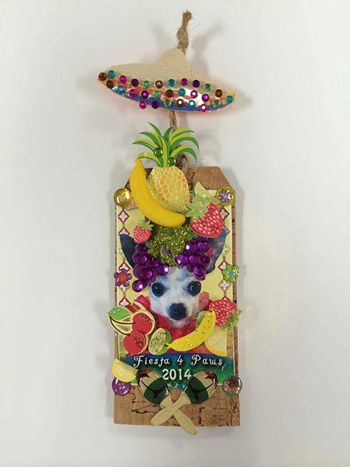 """Pippi,"" La Chihuahua de las Fruiterias by Olga Jaimez Payne Photo: Rene A. Guzman"