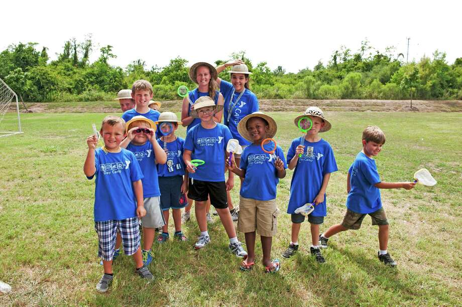 YMCA Day Camp provides children with supervised activities that teach core values and self-reliance. / KENNON EVETT