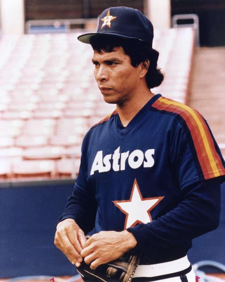 Jose Cruz -- No. 25 Photo: Houston Chronicle File