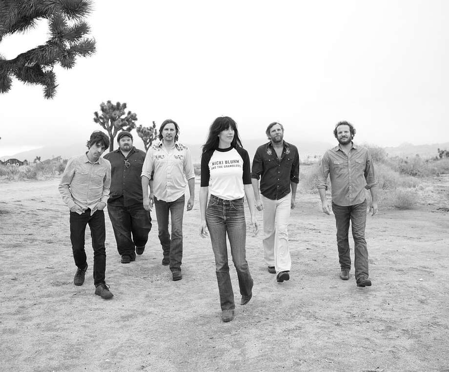 Nicki Bluhm and the Gramblers.