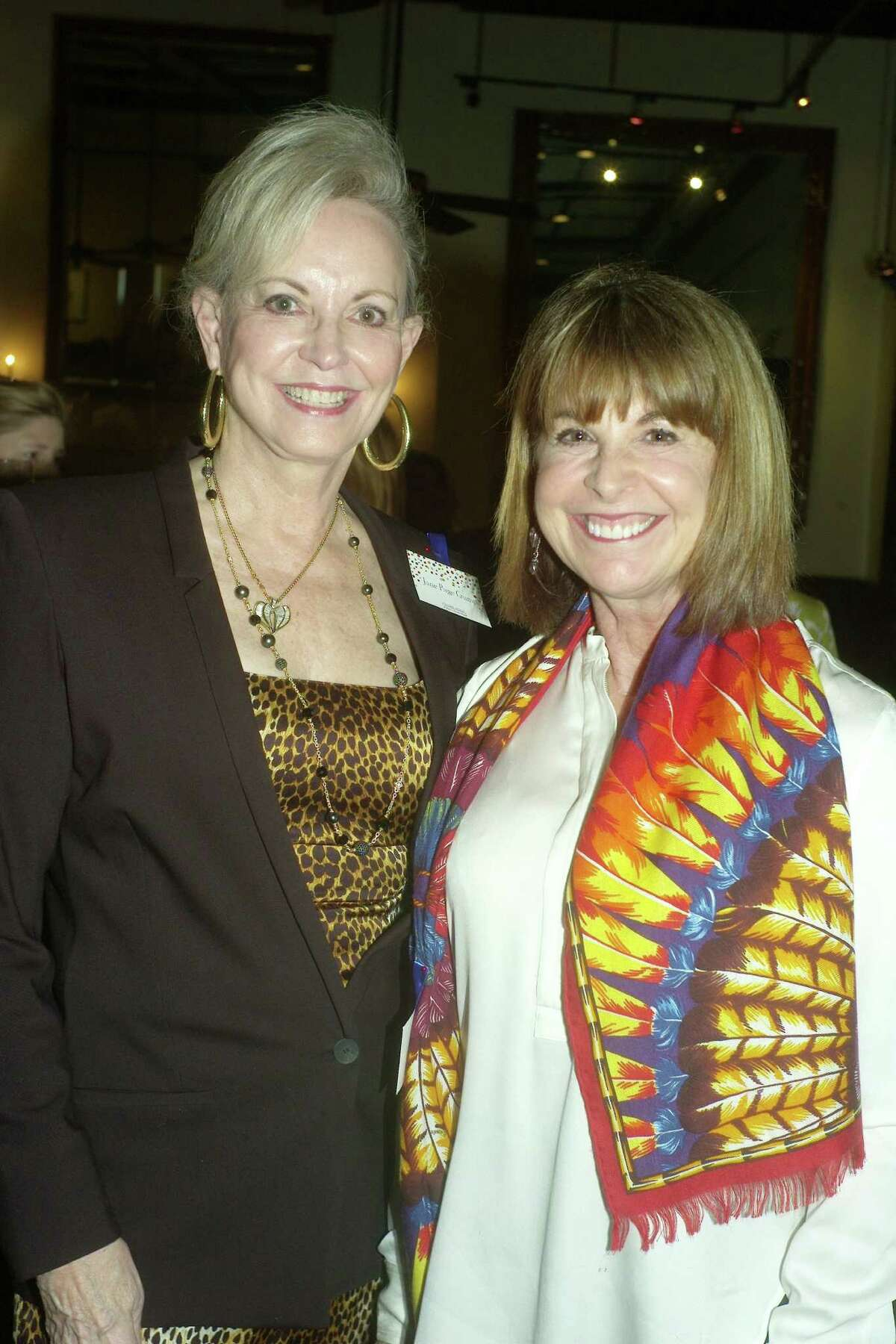 Jane Page Crump and Susan Pye