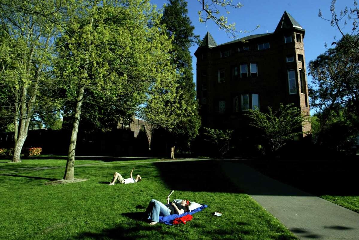 10. Seattle Pacific University