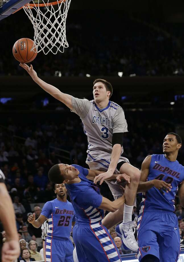 Creighton's Doug McDermott will be one of few seniors taken in this NBA draft's first round. Photo: Frank Franklin II, Associated Press