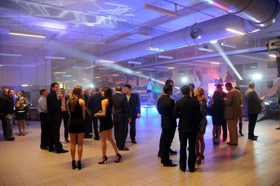 The grand opening celebration of Audi Central Houston Thursday March 6, 2014.(Dave Rossman photo) Photo: Dave Rossman, For The Houston Chronicle
