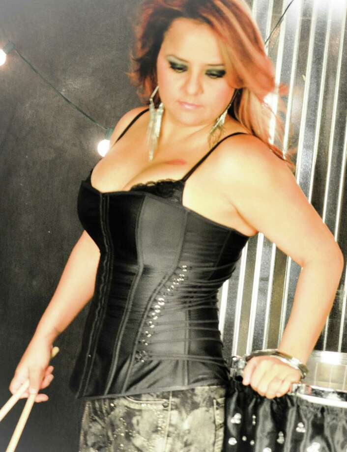 Shelly Lares is the sole female artist among 22 Tejano acts at Fiesta de Los Reyes at Market Square. Photo: Courtesy Photo