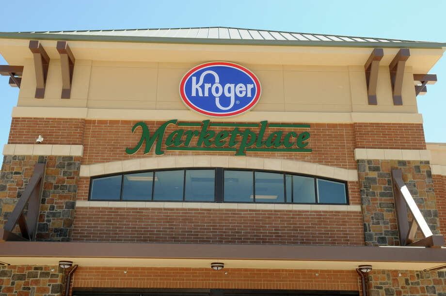 The Homeside section is a special feature of the new Kroger Marketplace store in Spring which is sched(Source: Houston on the Cheap) Photo: Jerry Baker