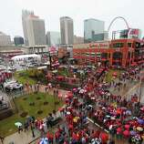 St. Louis is one of the most liberal cities in the nation, a study published this month in the American Political Science Review found.